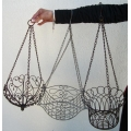 Basket ~ Hanging Decorative